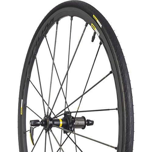 Mavic Ksyrium Pro Exalith SL Wheelset - Clincher Black, Shimano/SRAM 11-Speed by Mavic