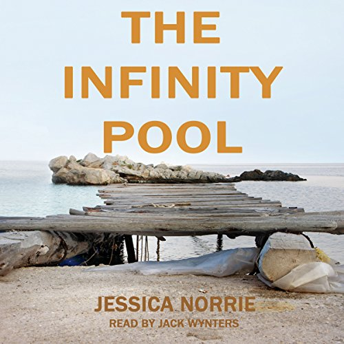 The Infinity Pool audiobook cover art