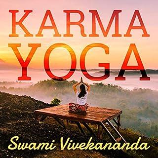 Karma Yoga audiobook cover art