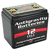 Antigravity Batteries AG-1201 Lithium-Ion Powersports Battery, Small Case Series