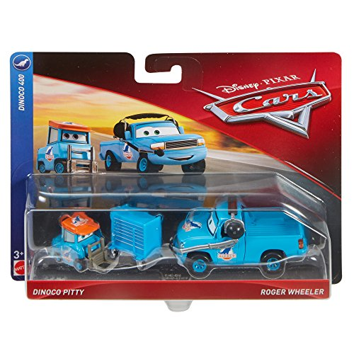 Bullyland 12687 The King Disney Cars