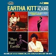 Four Classic Albums (That Bad Eartha / Down To Eartha / Thursdays Child / St. Louis Blues ) by Eartha Kitt (2010-05-11)