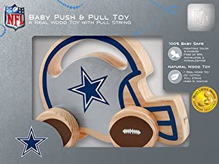 MasterPieces NFL Push & Pull Toy