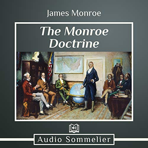 The Monroe Doctrine audiobook cover art