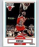 1990-91 FLEER #26 MICHAEL JORDAN BULLS BASKETBALL