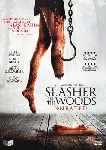 Slasher in the Woods (Limited Uncut Edition)