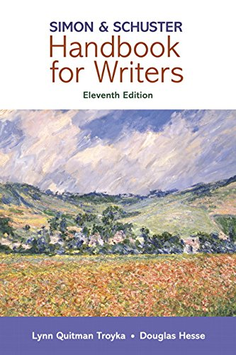 Simon & Schuster Handbook for Writers (11th Edition)