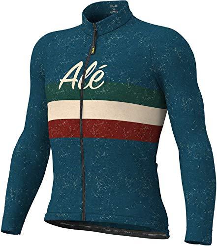 Alé Cycling Classic Vintage - Maillot Manga Larga