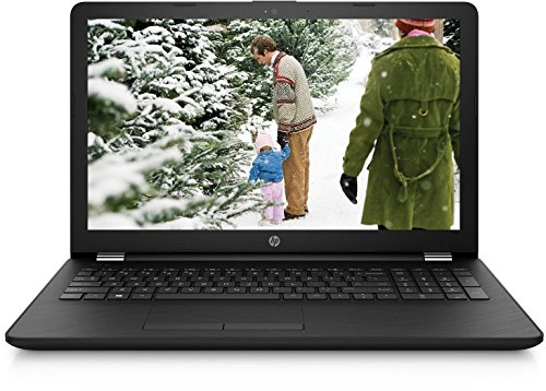 HP 15-BW500AX 2017 15.6-inch Laptop (AMD A10-9620p/4GB/2TB/Windows 10 Home/2GB Graphics), Sparklig Black