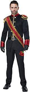 California Costumes Men's Dark Prince Adult Man Costume