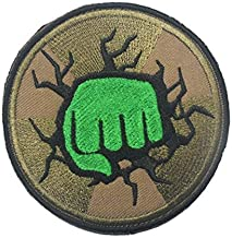 Best hulk velcro patch Reviews