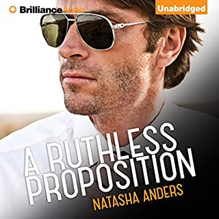A Ruthless Proposition audiobook cover art