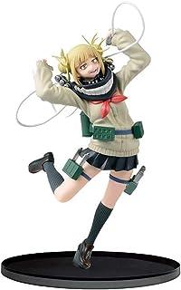 My Hero Academia Figure Toga Himiko +Mask Anime Action Decoration Doll Beige