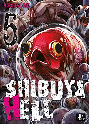 Shibuya Hell Edition simple Tome 5