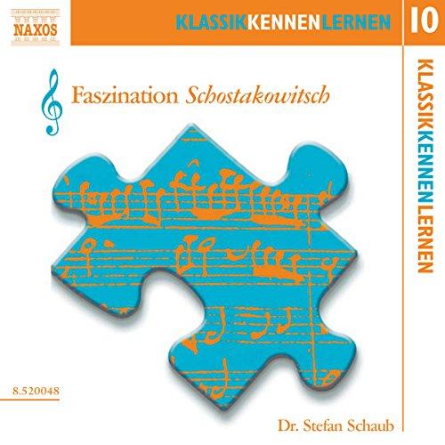 Faszination Schostakowitsch (KlassikKennenLernen 10) Titelbild