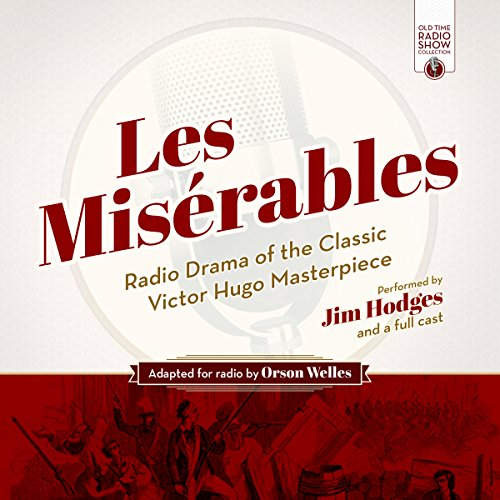 Les Misérables audiobook cover art