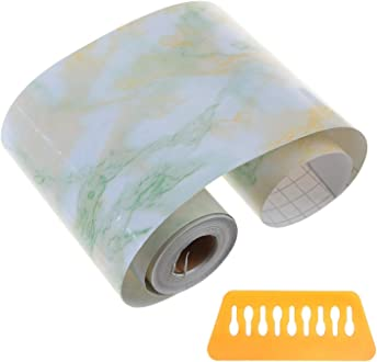 12cm x 10m Penck Waterproof Wallpaper Border Roll Peel /& Stick PVC Self-Adhesive Wall Borders Red Cherry Waist Line Border Sticker for Covering Kitchen Bathroom Tiles Decor Easy to Apply