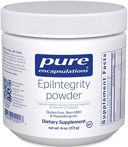 Pure Encapsulations - EpiIntegrity Powder - Supports Healthy Mucosal Immune Responses to Promote G.I. Integrity - 6 Ounces