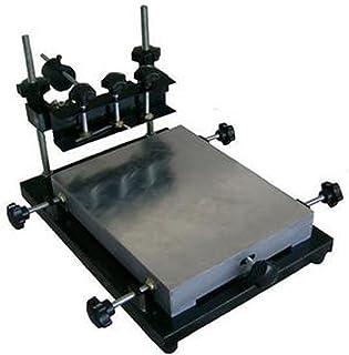 Handmatige stencilprinter, T-shirt zeefdrukmachine 600x420mm GROTE SIZE