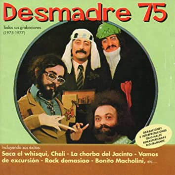 Todas sus grabaciones (1975-1977)