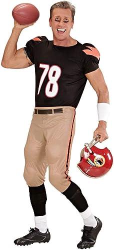 Horror-Shop Joueur de Football américain Costume XL