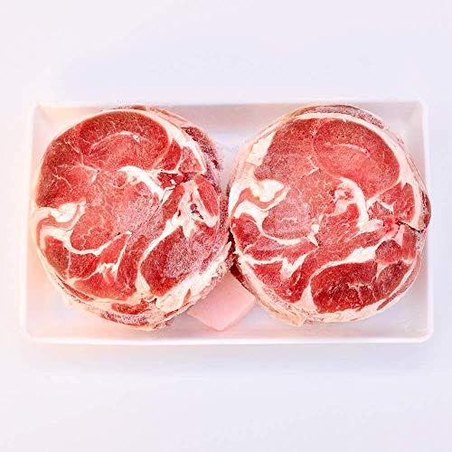 丸ラム肉ラムロールスライス1kg[オーストラリア産][焼肉用][ジンギスカン][仔羊肉]
