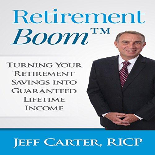 Retirement Boom audiobook cover art