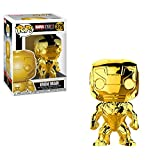 Pop! Bobble: Marvel: Marvel Studios 10: Iron Man (Chrome)...