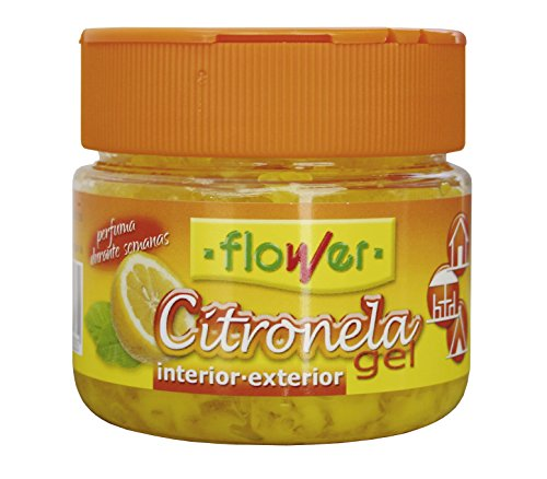Flower CITRONELA Rep. Mosquitos 125GR CJA EXP, Naranja