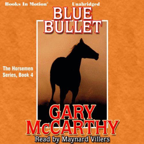 Blue Bullet cover art