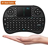 Auslese Mini 2.4Ghz Wireless Bluetooth Touch Pad Keyboard With Mouse For Pc/Pad/360Xbox/Ps3/Google Android Tv Box/Htpc/Iptv 2.4G
