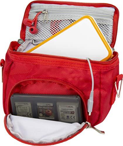 Nintendo ® DS TRAVEL BAG para Consola Juegos y Accessarios (adapta TODOS...