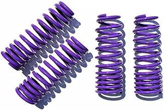 ZX Purple Lowering Springs 2005-2014 Mustang