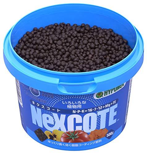 ハイポネックス ハイポネックスジャパン ネクスコート色々な植物用 500g