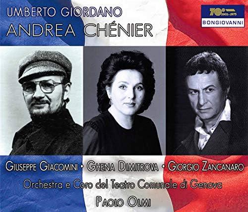 Ghena Dimitrova, Giorgio Zancanaro, Giuseppe Giacomini, Orchestra e Coro del Teatro Comunale di Genova feat. Paolo Olmi