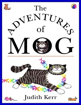 The Adventures of Mog 0583327753 Book Cover
