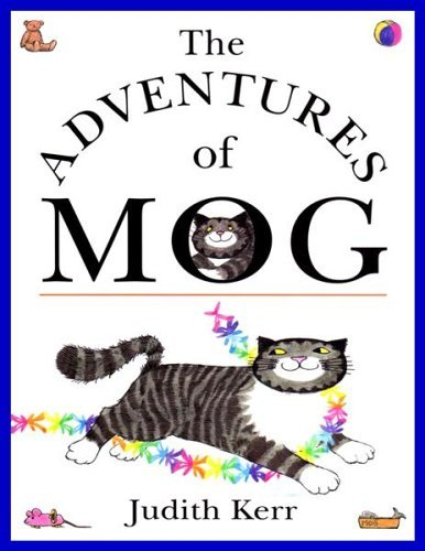 The Adventures of Mog - Book  of the Mog the Forgetful Cat