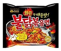 Samyang Ramen / Spicy jzrhf Chicken Roasted Noodles、5カウント3パック