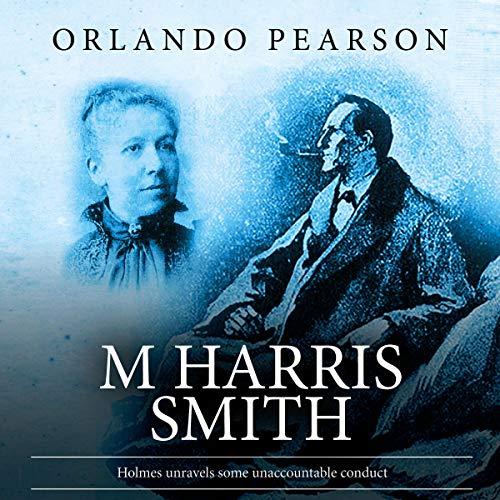 M Harris Smith cover art
