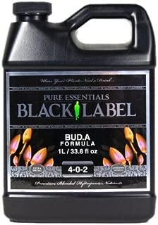Pure Essentials Black Label Bud A - 1L