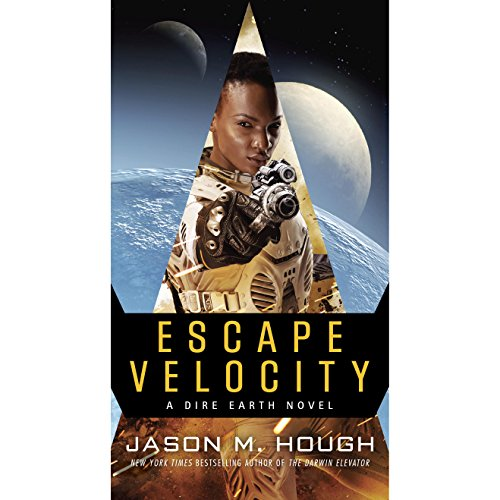 Escape Velocity audiobook cover art
