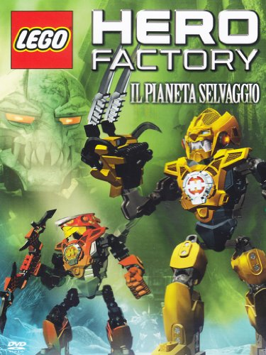 Lego - Hero factory - Il pianeta selvaggio [IT Import]