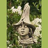 Blumenkind Steinguss Blütenkind CALLA Betonguß