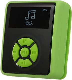 Gamogo IPX7 Reproductor de MP3 a Prueba de Agua Reproductor de m/úsica de 8GB con Auriculares Radio FM para nataci/ón Correr Buceo Soporte Pod/ómetro