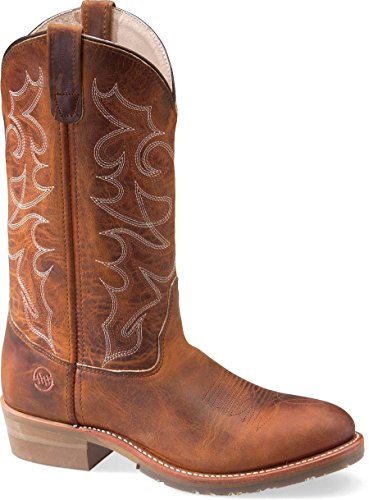 Double H DH1592 Mens 12 Inch Gel ICE Work Western Boot