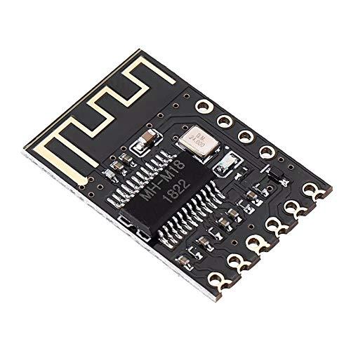HDHUA Accessori di Modifica M18 Bluetooth 4.2 Audio modulo Ricevitore Altoparlante Lossless Auto Amplificatore for Cuffie Senza Fili Consiglio Rimontare