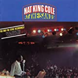 album cover: Nat King Cole at the Sands