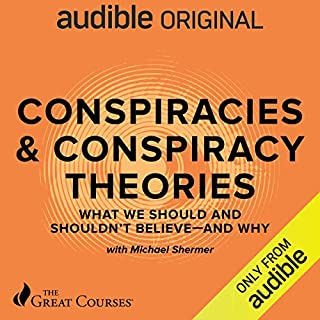 Conspiracies & Conspiracy Theories cover art