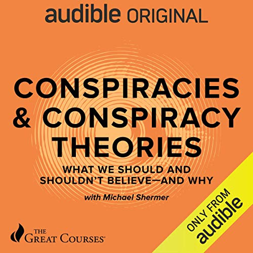 Page de couverture de Conspiracies & Conspiracy Theories