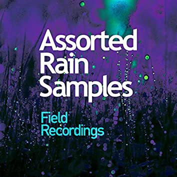 Assorted Rain Samples